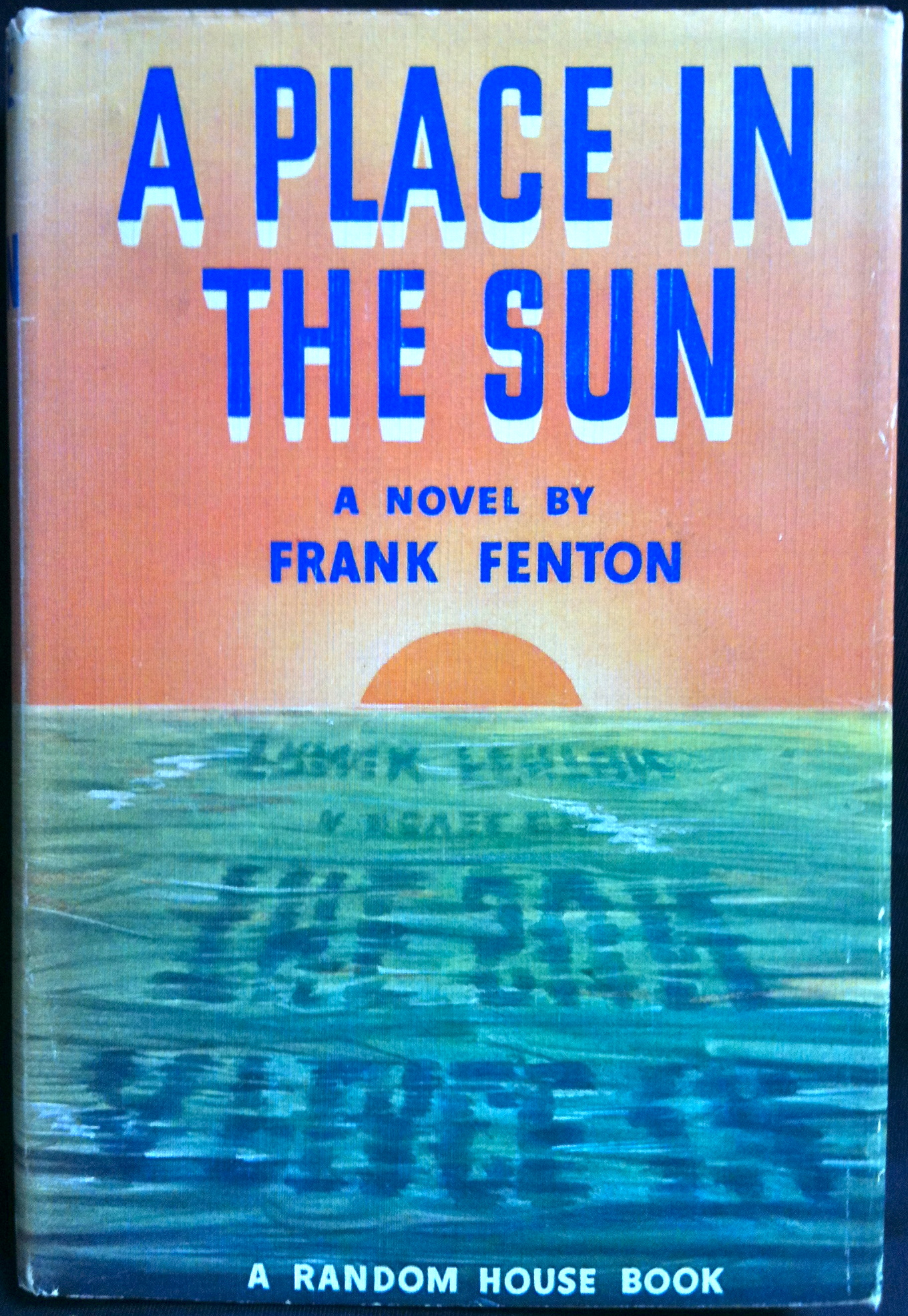 "The Sun Tarot Card Meaning: Books: Frank Fenton And ""A Place In The Sun"""