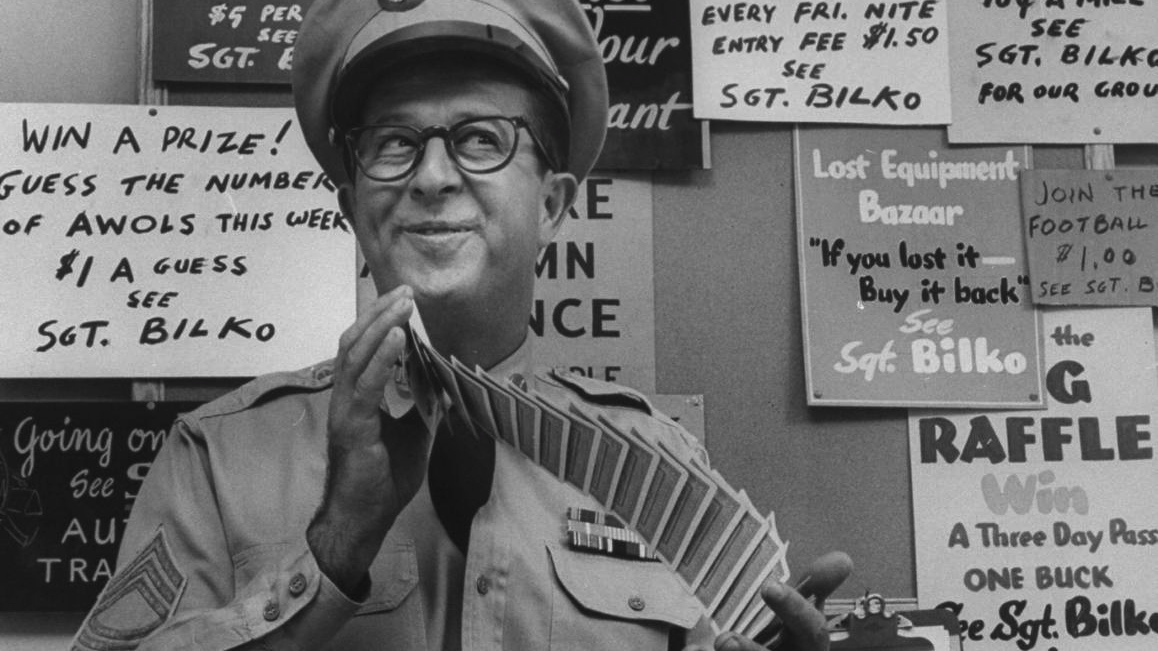 phil silvers daughter